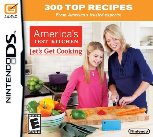 Nintendo Ds America's Test Kitchen