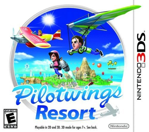 Nin3ds Pilotwings Resort