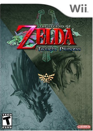 Wii Legend Of Zelda Twilight Princess
