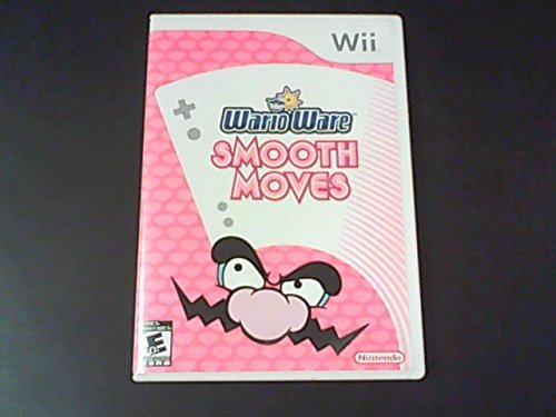 Wii Warioware Smooth Moves Nintendo