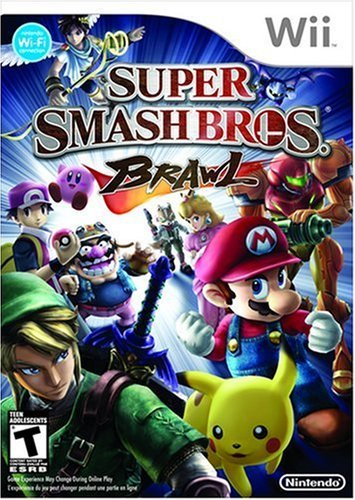 Wii Super Smash Bros. Brawl Nintendo Of America T