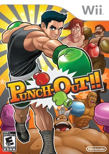 Wii Punch Out