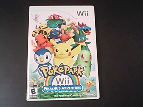Wii Pokepark Pikachu's Adventure
