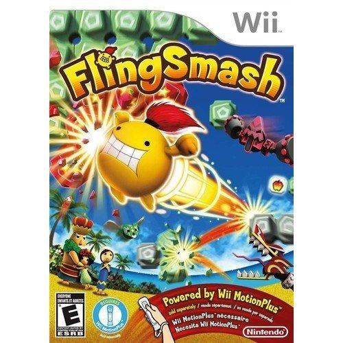 Wii Flingsmash (game Only)