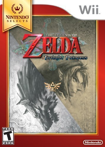 Wii Legend Zelda Twilight Princess