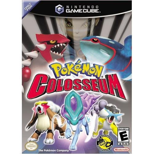 Cube Pokemon Colosseum
