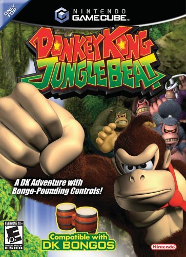 Cube Donkey Kong Jungle Beat