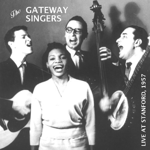 Gateway Singers Live At Stanford 1957 2 CD