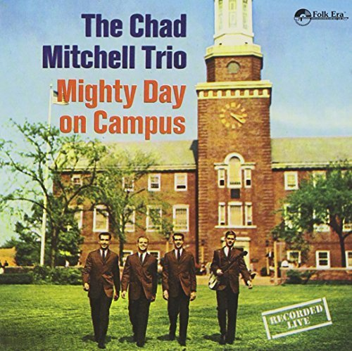 Chad Trio Mitchell Mighty Day On Campus
