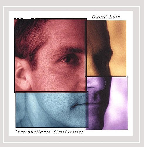 Roth David Irreconcilable Similarities Hdcd