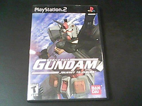 Ps2 Gundam Journey To Jaburo Rp