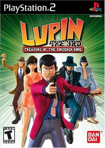 Ps2 Lupin The 3rd
