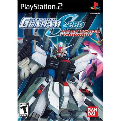 Ps2 Gundam Seed Never Ending
