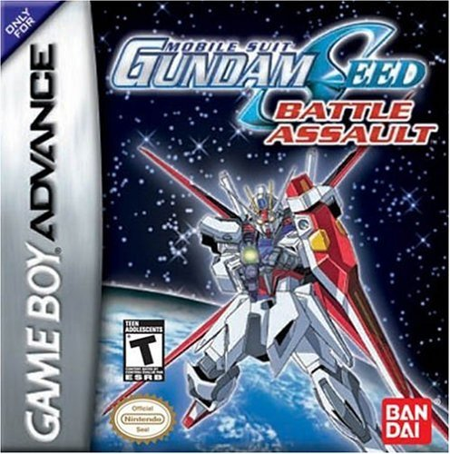 Gba Gundam Seed Battle Assult