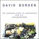 David Borden Cont. Story Of Cntrpnt 9 12