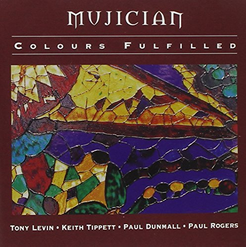 Mujician Colours Fulfilled