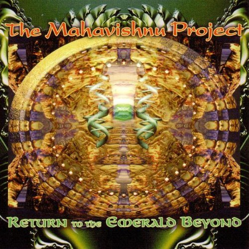 Mahavishnu Project Return To The Emerald Beyond 2 CD Set
