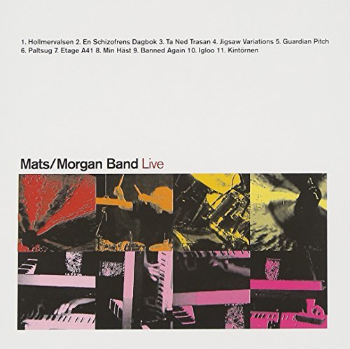 Mats Morgan Band Live