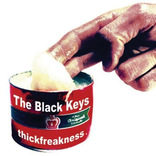 Black Keys Thickfreakness Picture Disc