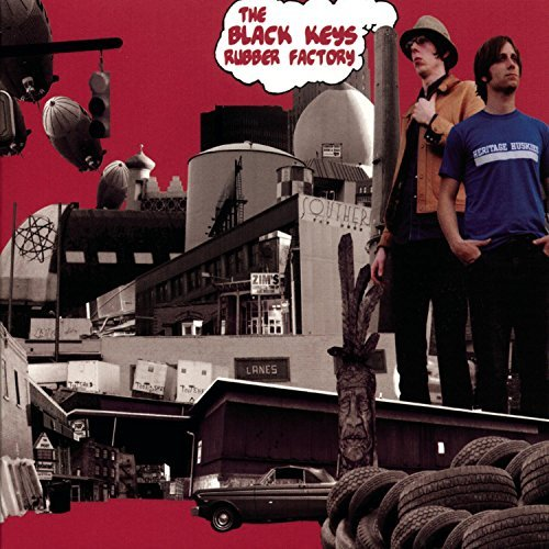 Black Keys Rubber Factory