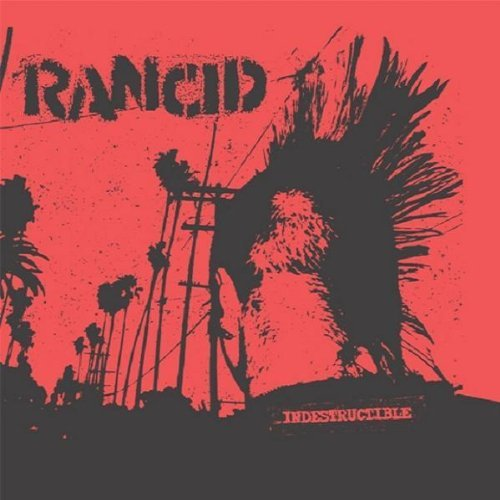 Rancid Indestructible Red Vinyl