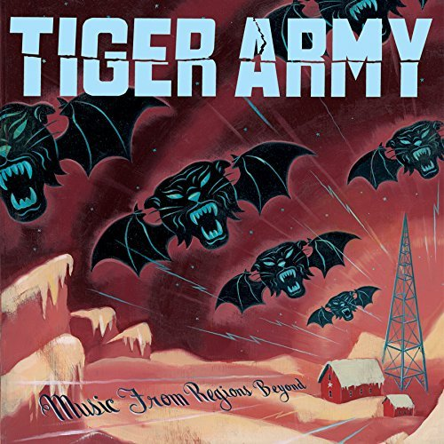 Tiger Army Music From Regions Beyond