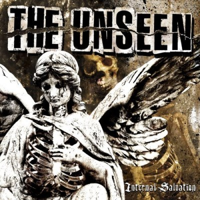 Unseen Internal Salvation Digipak