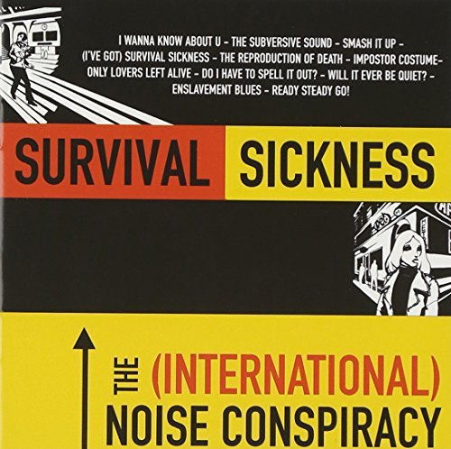 International Noise Conspiracy Survival Sickness