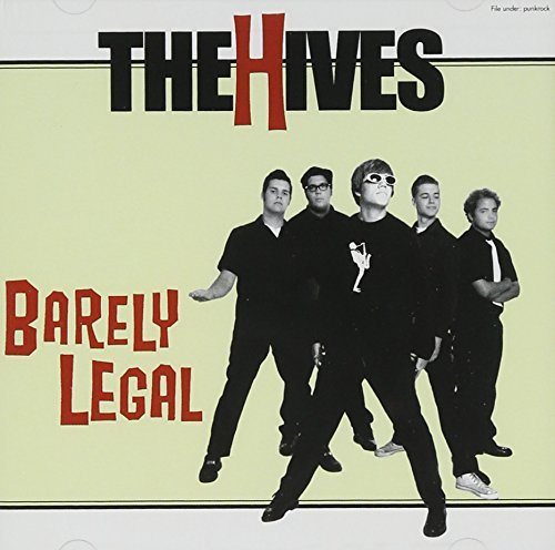 Hives Barely Legal