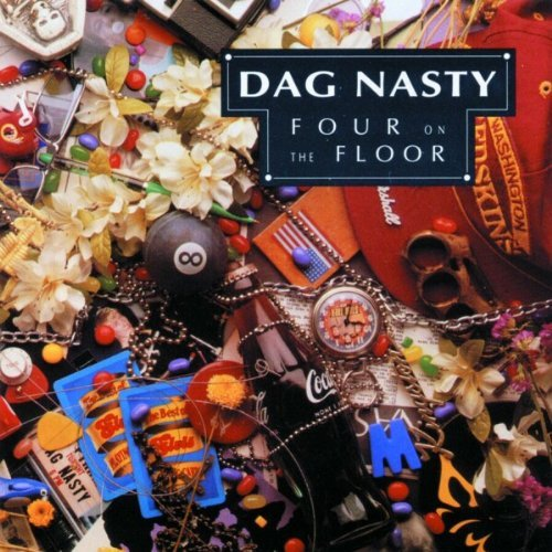 Dag Nasty Four On The Floor