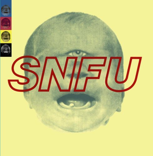 Snfu One Voted Most Likely To Succe CD R