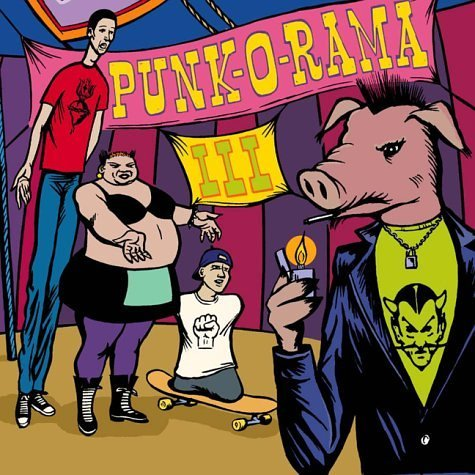 Punk O Rama Vol. 3 Punk O Rama Nofx Pennywise All Dwarves Punk O Rama