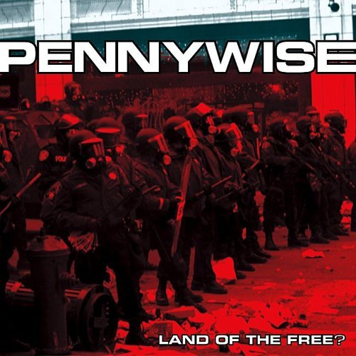 Pennywise Land Of The Free
