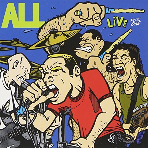 All Live Plus One Incl. Descendents Bonus Disc 2 CD Set