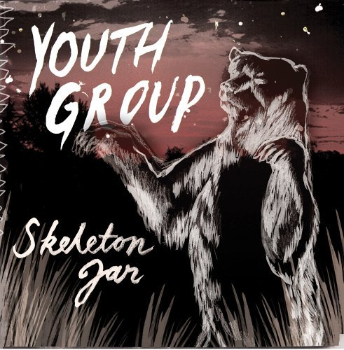 Youth Group Skeleton Jar