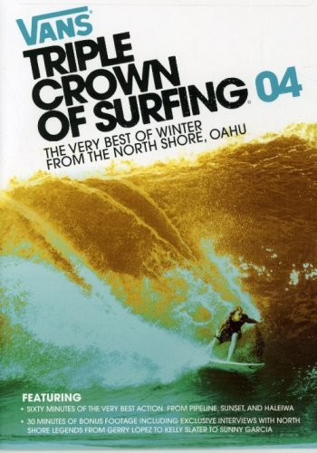 Very Best Of Winter From The N Vans Triple Crown Of Surfing Garcia Slater Incl. Bonus CD