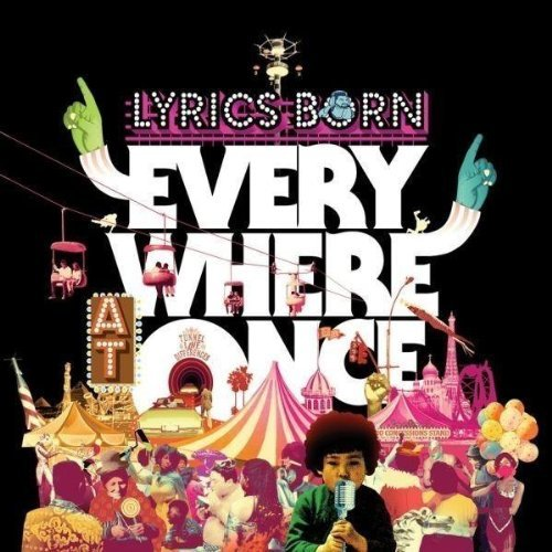 Lyrics Born Everywhere At Once 2 Lp Set