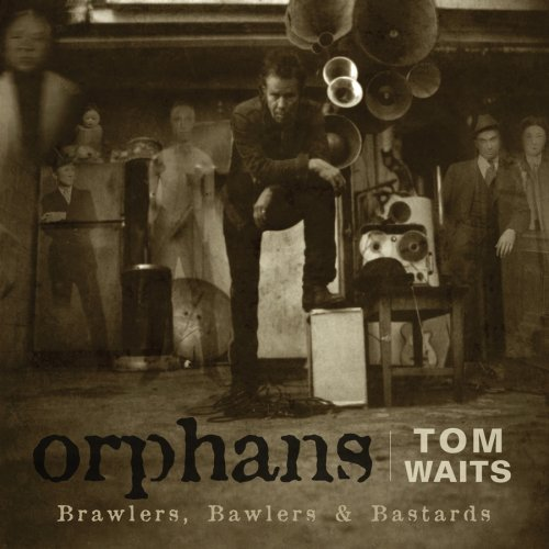 Tom Waits Orphans Lmtd Ed. Digipak Booklet 3 CD