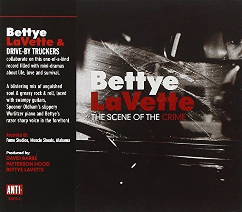 Bettye Lavette Scene Of The Crime