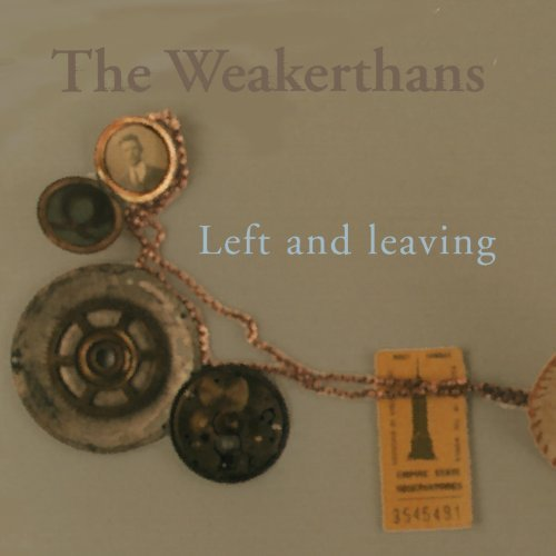 Weakerthans Left & Leaving