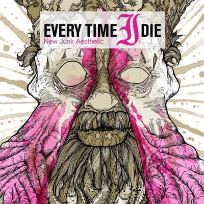 Every Time I Die New Junk Aesthetic Incl. DVD Incl. DVD
