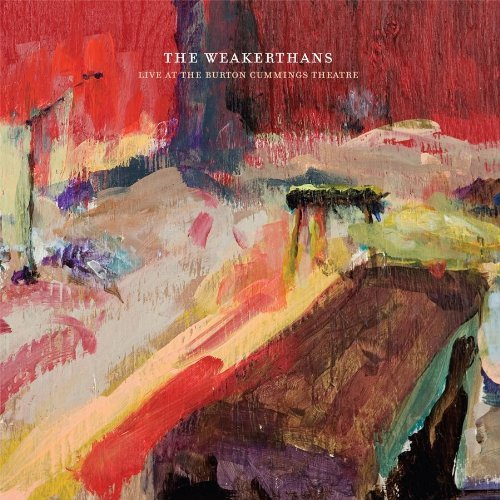 Weakerthans Live At The Burton Cummings Th
