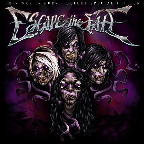 Escape The Fate This War Is Ours Deluxe Ed.