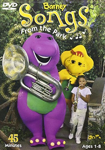 Barney Songs In The Park Clr Chnr