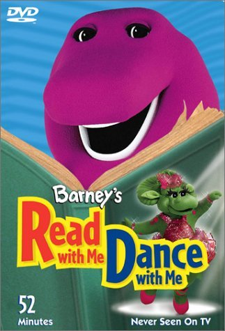 Read With Me Dance With Me Barney Nr