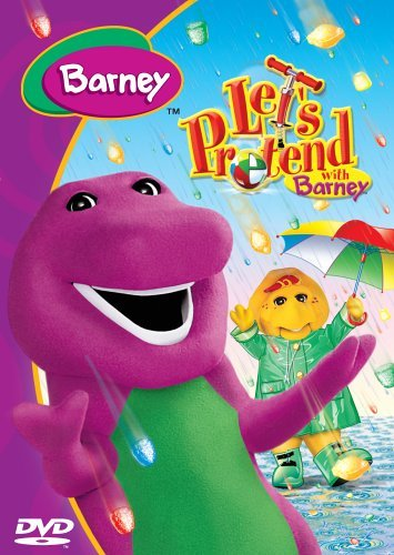 Let's Pretend With Barney Barney Nr