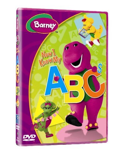Now I Know My Abcs Barney Nr