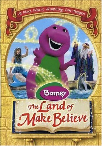 Barney Land Of Make Believe Clr Nr