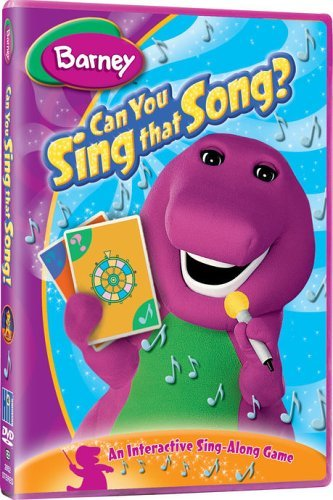 Sing That Song Barney Nr