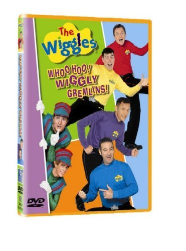 Wiggles Whoo Hoo Wiggly Gremlins Clr Chnr